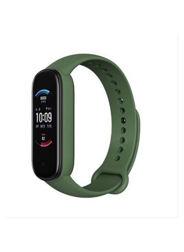 Amazfit Amazfıt Band 5 Olıve Green Yeşil